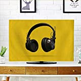 Best As Seen On TV Headphones For Tvs - Protect Your TV Black Headphones Isolated on a Review