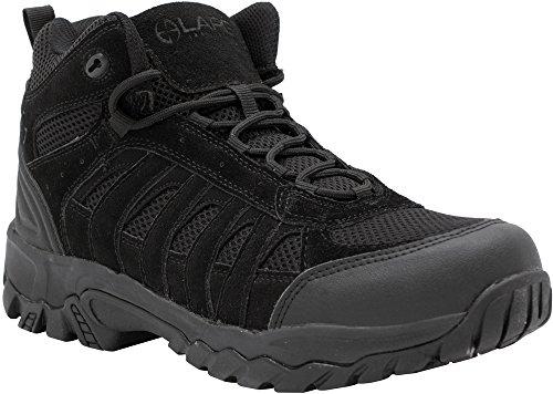 id Atlas Hiking Shoe/Boot - Black-13W ()