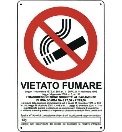 Cart.20 x 30 Prohibido fumar: Amazon.es: Bricolaje y ...