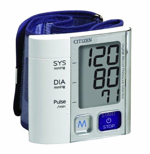 Citizen Ch-657 Wrist Digital Blood Pressure Monitor by Citiz
