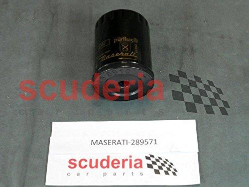 Maserati Part - Maserati 289571 Oil Filter Cartridge OEM Part Fits GranTurismo Quattroporte