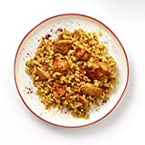 Tyson Tastemakers One Pan Dish, Chicken Paella with Arborio Rice and Tomato Herb Broth, Serves 2