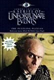 : The Puzzling Puzzles: Bothersome Games Which Will Bother Some People (A Series of Unfortunate Events Activity Book)