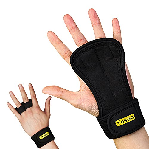Yosoo Support Training Calluses Best Weightlifting product image