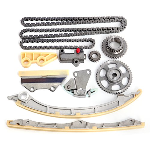 INEEDUP Timing Chain Kits Fit for 2013 2014 2015 Honda Accord 2.4L 2356CC 144Cu. in. l4 Gas DOHC Naturally Aspirated (2008 Honda Accord Timing Belt Or Chain)