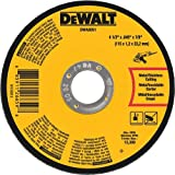 DEWALT DWA8051 Metal Cut-Off Wheel, 4-1/2-Inch X .045-Inch X 7/8-Inch