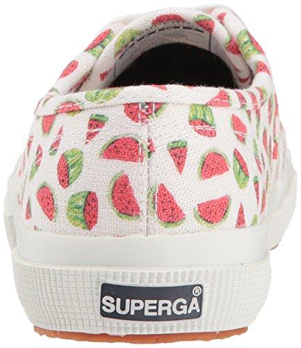 Women's Linenfruitw Sneaker Watermelon 2750 Superga RBpdwqA