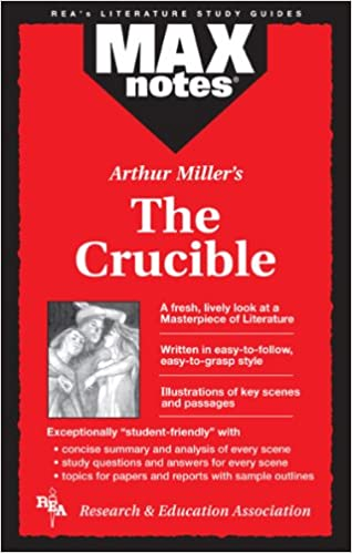 the crucible key scenes