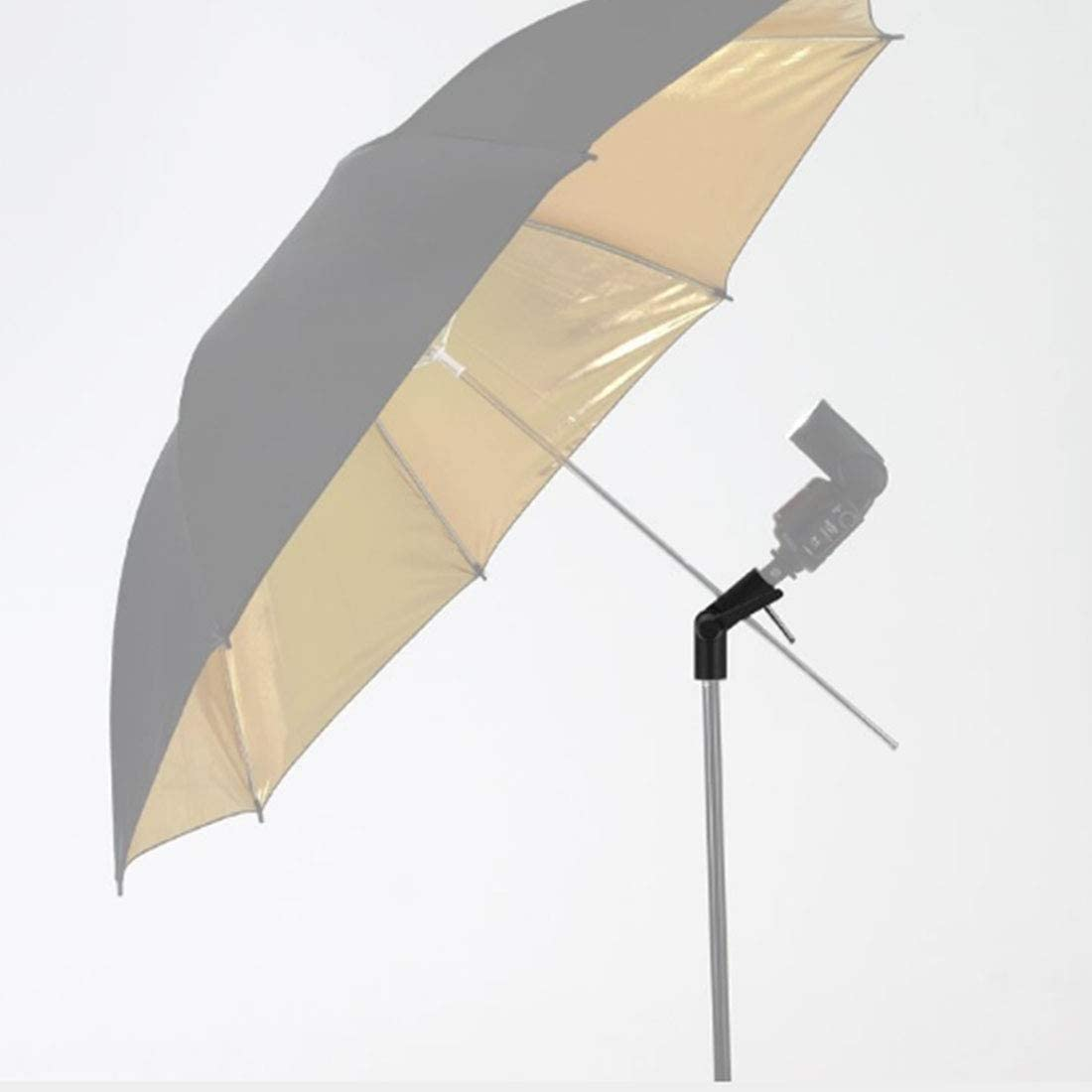 Max Load Rotations YHM H Type Multifunctional Flash Light Stand Umbrella Bracket 3kg