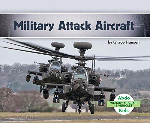 Military Attack Aircraft (Military Aircraft & Vehicles)