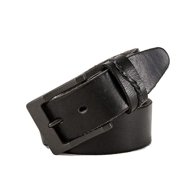 Amazon.com: Dig dog bone Mens Leather Belt Buckle Wear ...