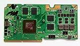 2G Laptop VGA Graphic Card N14E-GE-A1 for Asus G750JW Laptop NVIDIA GDDR5 2GB Video Card 60NB00M0-VG1160-211 N14E-GE-A1