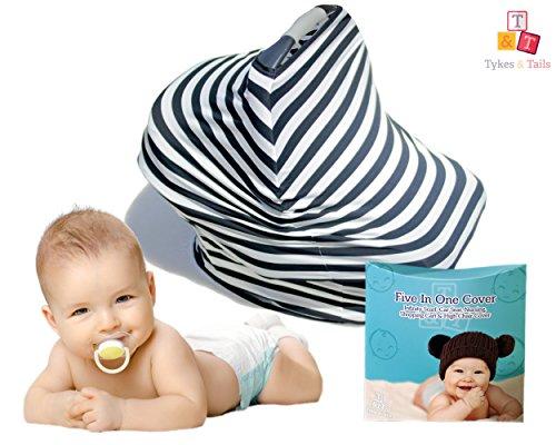 Tykes Tails Breastfeeding Trendy Pattern