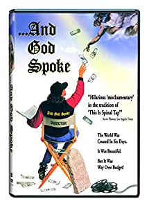 And God Spoke [DVD]
