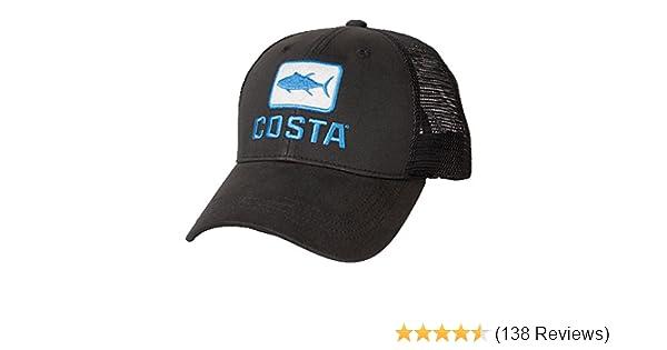 d75783846bc75 Amazon.com  Costa Del Mar Tuna Trucker Hat