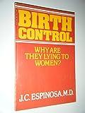 Birth Control, J. Espinosa, 0533039223