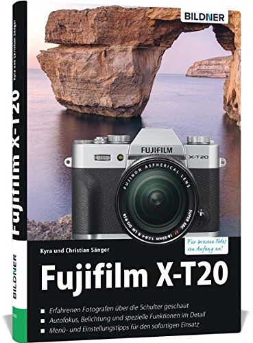 Price comparison product image Fujifilm X-T20