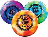 Franklin Street Hockey Balls - Outdoor NHL Hockey Balls - Low Bounce - 3 Pack