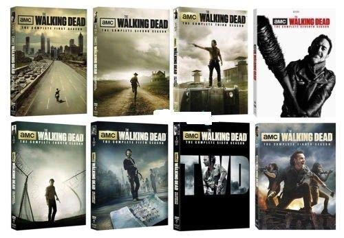 The Walking Dead : Season 1-8 Complete Series Season for sale  Delivered anywhere in Canada