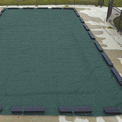 Max-Force Riplock Winter Cover for 16'x32' Inground Rectangular Pool