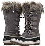 Sorel Women's Joan Of Arctic Boot,Quarry / Black,8 B(M) US
