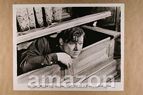 """Vintage Photo of JACK CARSON """"Arsenic and Old Lace"""" (SJ400) by MMGvintage_Photos"""