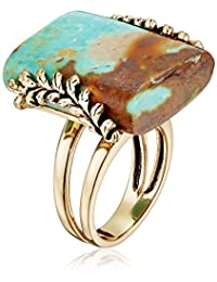 Barse Turquoise Statement Ring, Size 7