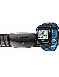 Garmin Forerunner 920XT GPS Watch Black/Blue Bundle