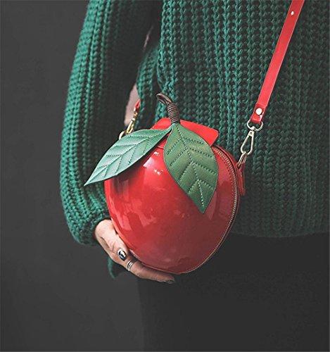 Glissière Fourre Vert Bandoulière Main Zipper tout Mode Messenger Sac À Sacs Bag Dames Casual Femmes Ohq Tote Rouge E0w7tqqv