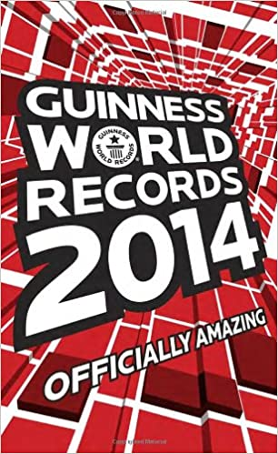book of guinness world records 2014