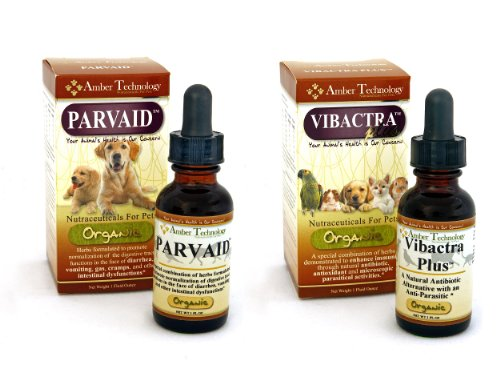 Parvo Virus Combo Pack – Parvaid and Vibactra Plus, My Pet Supplies