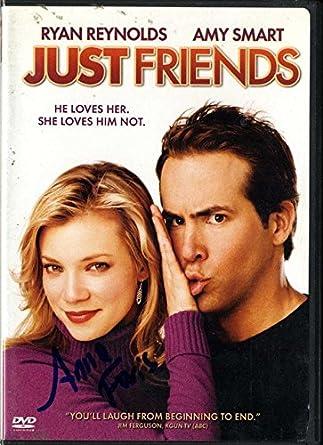 Amazon com: Anna Faris Autographed Signed Just Friends DVD