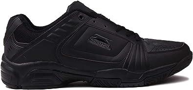 Slazenger - Zapatillas para Hombre Negro Negro: Amazon.es: Zapatos y complementos