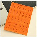 Chris-Wang 2 Sheets Self Adhesive Mini DIY