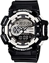 G-Shock GA-400-1A Multi-Dimensional Analog Digital Watch
