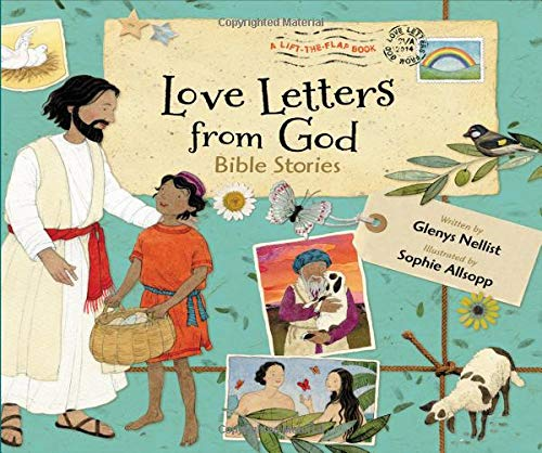 Love Letters from God: Bible Stories (Letters For Love Christmas)
