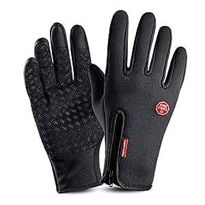 Amazon.com : Xinqiao Touchscreen Gloves Men Women, Winter