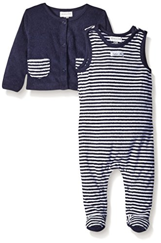 absorba Baby Boys Terry Overall Set product image