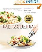 #8: Eat-Taste-Heal: An Ayurvedic Cookbook for Modern Living