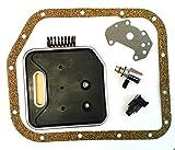 A500 44RE Transmission Filter Kit & Solenoid Set & 3-4 Spring 2000 and Up