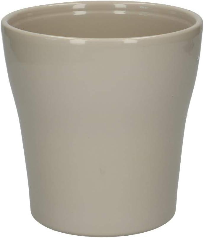 Orchideen/übertopf Orchideentopf Creme Keramik /Übertopf 12 cm /Ø