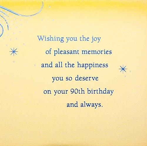 Hallmark 90th Birthday Card Available In Qatar