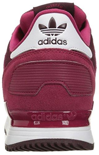 adidas Originals mujer ZX 700W Fashion Sneaker Unity Pink F16/Unity Pink F16/Light Maroon