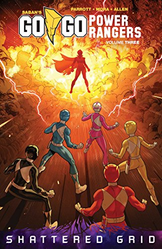 Pdf Graphic Novels Saban's Go Go Power Rangers Vol. 3 (Mighty Morphin Power Rangers)