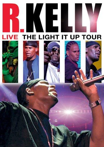 R  Kelly  Live  The Light It Up Tour
