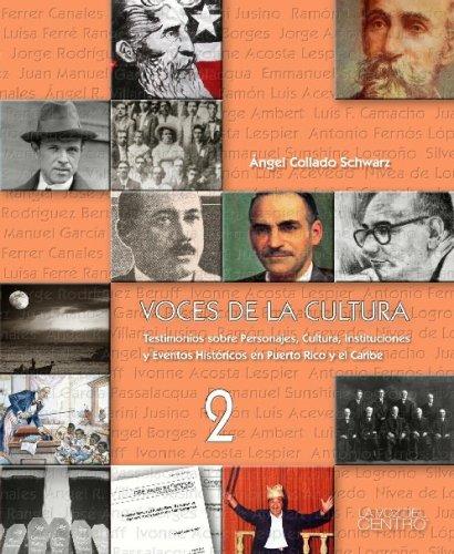 Read Online Voces de la Cultura Vol. 2 (Spanish Edition) pdf epub