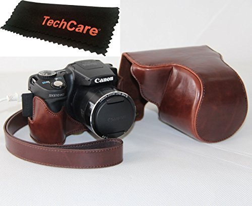 TechCare Protective Camera Leather PowerShot product image