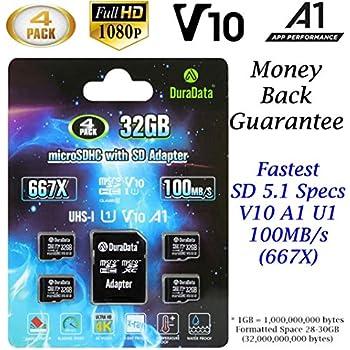 Amazon.com: AEGO 128GB Micro SD Card UHS-1 Class 10 Memory ...