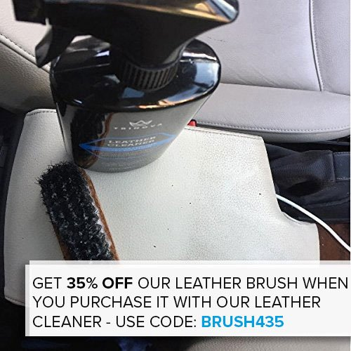 leather brush for cleaning upholstery cleaner car. Black Bedroom Furniture Sets. Home Design Ideas