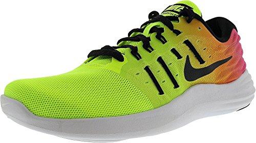 Femme W Entrainement Running de Nike Multicolore Lunarstelos Chaussures Oc Noir aqwg0H4